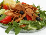 Tuna Fattoush Salad Recipe