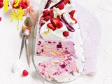 Turkish Delight ice-cream cake recipe