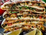 Turkish Gozleme with Minced Lamb Recipe