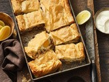 Turkish lamb, ricotta and egg filo pie recipe