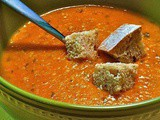 Turkish Red Lentil Soup with Mint Recipe