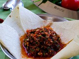 Turkish spicy ezme salad recipe