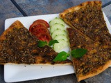 Za'atar Manoush Recipe