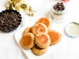 Butter cookies in rice cooker - whole wheat cookies using jaggery