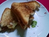 Gobi Sandwich | Cauliflower Sandwich | Samdwich Recipes