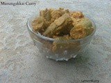 Murungakkai Curry | Drumstick Curry