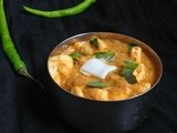 Paneer Butter Masala | Low Fat Version | Step By Step Pictures