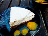 Cheesecake noix de coco et spéculoos / Coconut and Speculoos Cheesecake