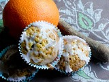 Délices aux carottes et à l'orange / Carrot and Orange Yummies