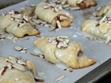Cranberry Apple Crescent Rolls