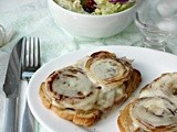 French Onion Soup Tartines