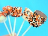 Kid-Friendly Food: Marshmallow Pops