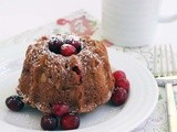 (Mini!) All-In-One Holiday Bundt Cake
