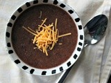 Panera Copy-Cat Black Bean Soup