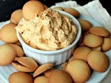 Super Easy Pumpkin Pie Dip