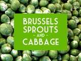 Adventures in Trying New Foods: Brussels Sprouts and Cabbage Update