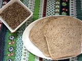 I Started Milling My Own Whole Wheat Flour... (Plus, a 100% Whole Wheat Sandwich Bread Recipe)