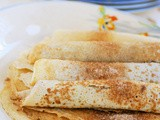 Cinnamon #pancakes filled with childhood memories + win tickets to the taste of cape town