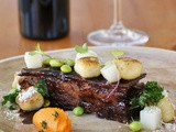 Nine-hour #beef short rib