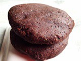 Chocolate and Date Cookies