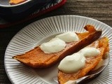 Baked Sweet Potato Dessert