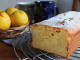 Sweet Lemon Bread - Estonian Sidrunikeeks