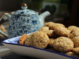 Sweet Oat Biscuits