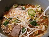 Kimchi Pho is the best comfort food on the planet