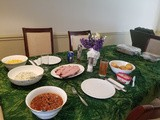 Quarantine Easter Dinner
