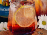 Blackberry & Lavender Spritzer (Mocktail)
