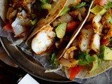 Blackened Cod Fish Tacos