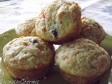 ~ Breakfast ~ Carrot Muffins ~