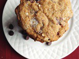 Chocolate Chip Winter Cookies