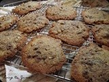 Chocolate- Potato Chip Cookies~