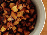 Cinnamon Maple Gold Roasted Butternut Squash – #src