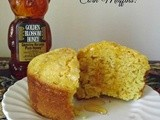Corn Muffins and Golden Blossom Honey
