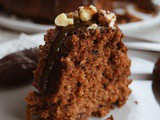 Date and Walnut Bundt Cake #BundtBakers