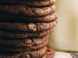 Double Fudge Cake Mix Cookies + Video