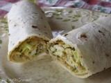~ Egg Salad Wrap ~