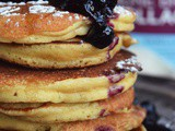Japanese Style Protein Pancakes