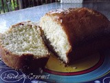 ~ Lemon Tea Bread ~