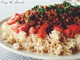 Lentils with Rice