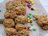 M&m's Chocolate Chip Cookies