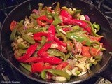 Quick and Easy Side Peppers