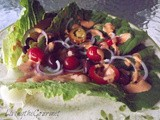 ~ Roasted Red Pepper Salad Dressing ~