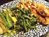 Sautéed Chicken with Veggies