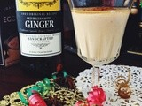 Spiced Ginger Eggnog
