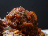 Sweet Greek Meatballs