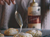 White Chocolate & Cardamom Scones