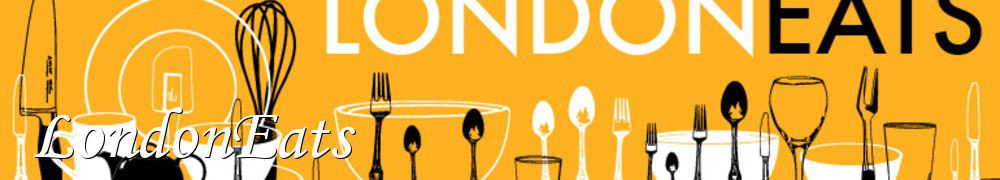 Very Good Recipes - LondonEats